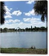 Tranquility - Port Richey, Florida Canvas Print