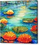 Tranquility V  Canvas Print