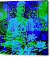 Tranquility Zen Canvas Print