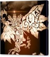 Transcending Angel Canvas Print