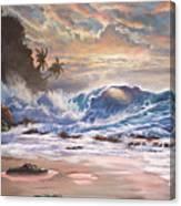 Transcending Beauty Canvas Print
