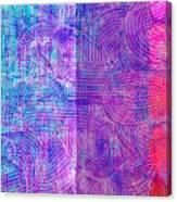 Transchromigration #1 Canvas Print