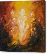 Transfiguration Canvas Print