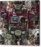 Transformique For Sale Canvas Print