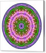Transition Fcircle Canvas Print