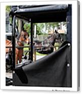 Transportation Canvas Print