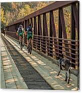Travel The Buttermilk Trail Canvas Print