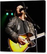 Travis Tritt Country Music Singer Canvas Print