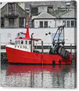 Trawler Fy 830 Atlantis Canvas Print