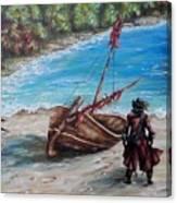 Treasure Bay Canvas Print