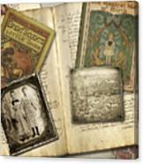 Treasured Objects Canvas Print