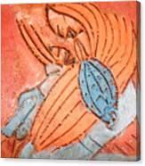 Treasures - Tile Canvas Print
