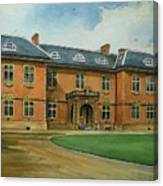 Tredegar House Canvas Print