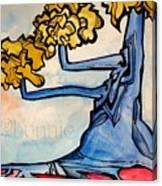 Tree 43 Canvas Print