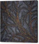 Tree Again Canvas Print