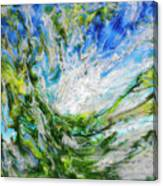 Tree And Sky Canvas Print