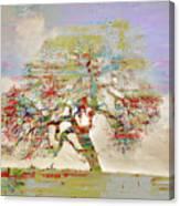 Tree Art 54tr Canvas Print