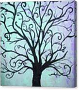 Our Tree Canvas Print