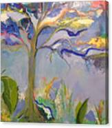 Ewe Is In The Tree Canvas Print