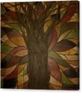 Tree Huggers Canvas Print