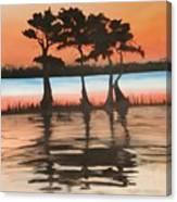 Tree Kings Canvas Print