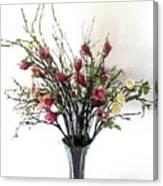 Tree Magnolias Canvas Print