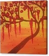 Tree Of Desire Canvas Print