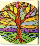 Tree Of Grace 2 Canvas Print