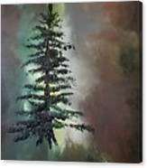 Tree Of Life         65 Canvas Print