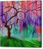 Tree Of Life 111 Canvas Print
