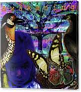 Tree Of Life  A W A K E N I N G Canvas Print