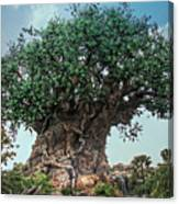 Tree Of Life Canvas Print
