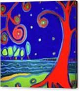 tree of life Manchester-by-the-sea Canvas Print