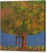 Tree Of Youth Canvas Print