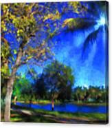 Tree Series 70 Canvas Print