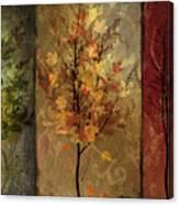 Tree Story Canvas Print