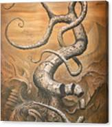 Treehensile Canvas Print