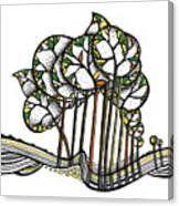 Treeland Canvas Print