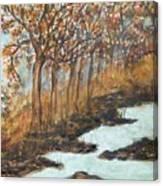Treenink Canvas Print