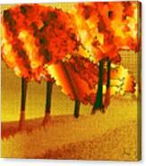 Treeport Canvas Print