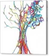 Trees 17 Canvas Print
