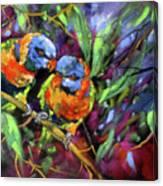 Treetop Rascals Canvas Print