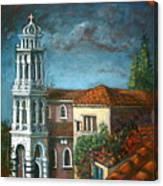 Treis Hierarches Canvas Print