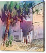 Trevelez 05 Canvas Print