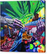 Trey Anastasio 4 Canvas Print