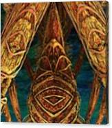 Tribal Ancestors Canvas Print