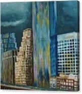 Tribeka Canvas Print