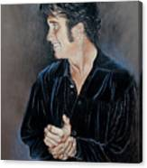 Tribute Artist Canvas Print