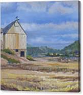 Trinidad Barn Colorado Canvas Print