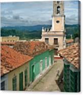 Trinidad - Cuba Canvas Print